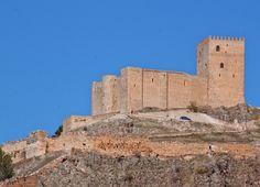 Castillo de Segura de la Sierra. Jaén