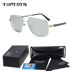 a13674df167 Fishing Eyewear · Wholesale new polarized glasses and classic colorful  square 8084 glasses driving mirror