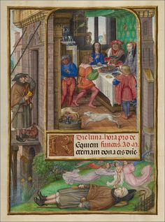 Spinola Hours --- De pest staat aan de deur van de volgevreten welgestelden. Dit had ik liever in de straatkrant gezien, dan maxima!