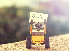Wall-E, oh how you warm my heart. <3