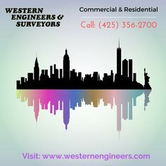 Looking for civil engineers and surveyors? Welcome to Western Engineers & Surveyors Inc. Our staff of professionals and licensed land surveyors is equipped to perform all types of land surveys accurately and efficiently. For more details, call us (425) 356-2700