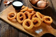 Onion Rings - Eat Keto With Me