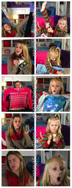 Chloe and Clara's YouTube videos are seriously the cutest thing ever!