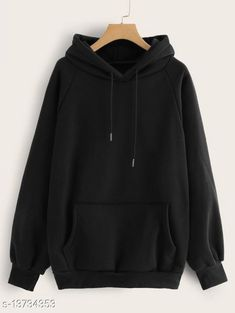 Sweatshirts The Kicky Drawstring Detail Solid Black Hoodie Fabric: Fleece Sizes: S (Bust Size: 36 in, Length Size: 36 in)  XL (Bust Size: 42 in, Length Size: 38 in)  L (Bust Size: 40 in, Length Size: 38 in)  M (Bust Size: 38 in, Length Size: 36 in)  Country of Origin: India Sizes Available: S, M, L, XL   Catalog Rating: ★3.9 (415)  Catalog Name: Trendy Latest Women Sweatshirts CatalogID_2706926 C79-SC1028 Code: 414-13734353-3201