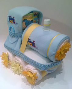 Image detail for -gift ideas for a new baby or beautiful centerpiece for Baby Shower ...