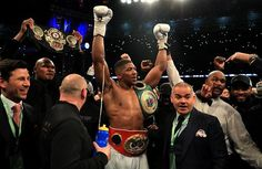 Texslink Concept: 13 Quick Facts About British-Nigerian Boxer Anthon...