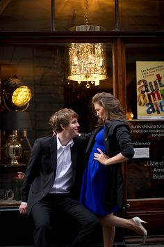 Couple pre wedding portrait session shot by olivier Lalin from WeddingLight Paris in Geneva Switzerland