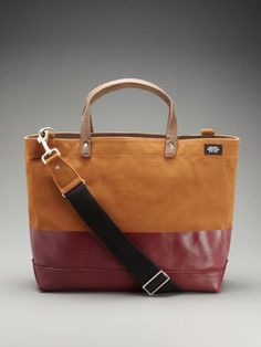 dipped canvas bag from Jack Spade