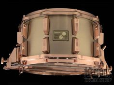 Used Sonor 14 x 8 Horst Link Signature Bell Bronze Snare Drum