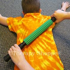 Therapy Shoppe website - different sensory items