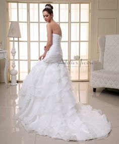 Wedding dress Ange by Atelier Ivoire