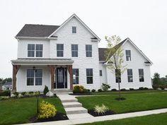 10725 Honeysuckle Way   Custom Homes in Plain City OH