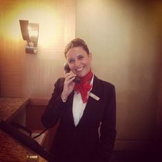 Receptionist Jessica says good morning from Kingsway Hall Hotel!