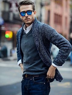 Winter Fashion and Style for Men