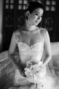 Veluz Gown Filipino Wedding Sophisticated Bride Designer Gowns Nigerian Weddings Dream