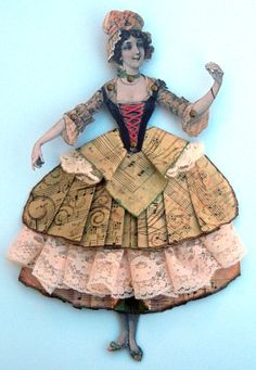 Paper Doll Whimsy