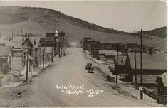 RPPC VICTOR AVENUE,VICTOR,COLORADO    1930's