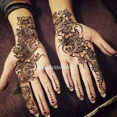 Indian Henna Designs, Henna Tattoo Designs Simple, Mehndi Designs 2018, Mehndi Design Photos, Unique Mehndi Designs, Wedding Mehndi Designs, Beautiful Henna Designs, Mehndi Designs For Fingers, Mehndi Images