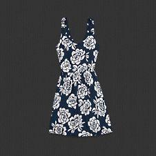 Womens Dresses & Rompers   Abercrombie.com