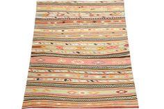 Handwoven Turkish Decorative Kilim Rug Antique by kilimwarehouse,
