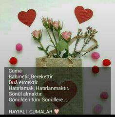 Cuma Mesajı Allah Islam, Messages, Lettering, Plants, Friday, Planters, Letters, Text Posts