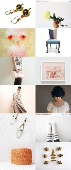 Autumn Wonders by Olesya Bukhaleva on Etsy--Pinned with TreasuryPin.com