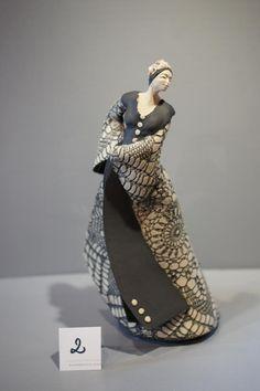 Madame noir et blanc n°2