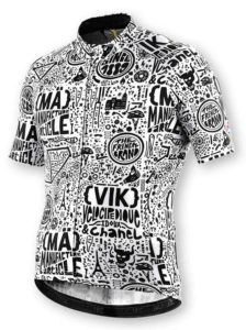 Clothing Roundup: Unique styles from Mavic, GracedByGrit & Santini - Bikerumor Best Road Bike, Road Bikes, Cycling Jerseys, Cycling Bikes, Cycling Outfit, Cycling Clothing, Cycling Wear, Paris Nice, Bike Equipment
