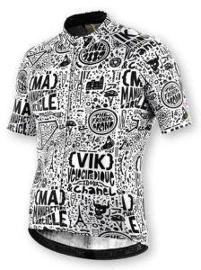 Clothing Roundup: Unique styles from Mavic, GracedByGrit & Santini - Bikerumor