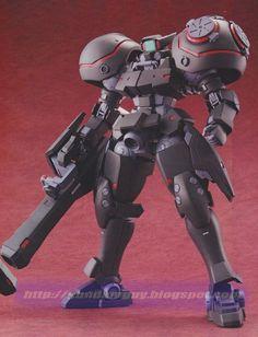 GUNDAM GUY: Gundam WIng Series: 1/100 OZ-02MD Virgo - Scratch Build