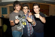 OMG... Their Smiles, Their Eyes, Their Hair... All <3