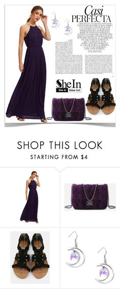 """""""4#SheIn"""" by kiveric-damira ❤ liked on Polyvore featuring Whiteley"""