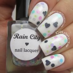 """Milk & Macarons"" from Rain City Lacquer"