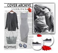 """Romwe 3/XIII"" by nermina-okanovic ❤ liked on Polyvore featuring romwe"