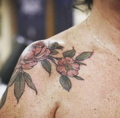 Inspo Flower Tattoo