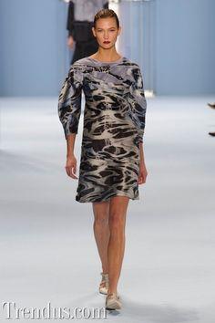 NYFW Carolina Herrera 2015 Kış