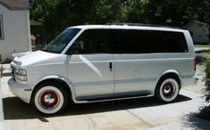Nice Astro Van, man.