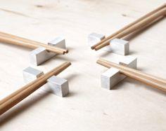 Chopstick Rest Minimalist Home Decor