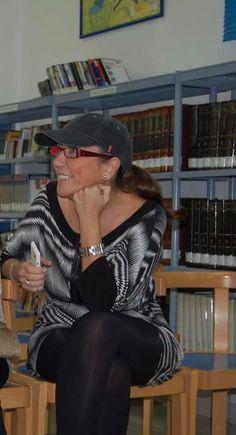 La autora, Clemen Esteban Lorenzo