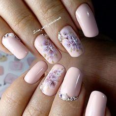 #наращиваниеногтей #красивыйдизайн #nailart #маникюр2017 #ручнаяроспись #naildesign #beautynail#nail_art_club #идеидляманикюра #дизайнногтей#росписьгельлаками#nails_journal#росписьплоскойкистью#