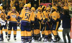 McKenzie sees Predators' Poile as GM of the Year front-runner = The franchise's first-ever trip to the Western Conference Final has allowed more of the NHL spotlight to shine on the Predators and the mutual love affair with the city of Nashville. Thanks to a 2-1 win over the Anaheim Ducks on Tuesday night, the Predators are.....