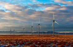 Firstwind Milford Windfarm, Utah