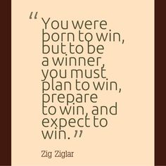 #quotes #winning #identity #actions #planning