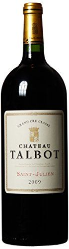2009 Chateau Talbot Saint-Julien Bordeaux 1.5 L * Check this awesome product by going to the link at the image. http://www.amazon.com/gp/product/B00FEZF0BA/?tag=wine3638-20&pst=280916032334