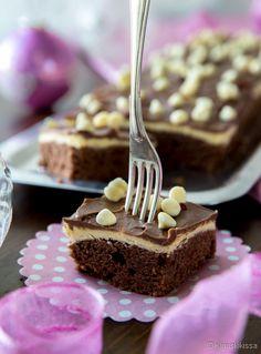 Kinder-suklaamuna on pääsiäisklassikko ja maun puolesta suklaamunien top 1. Tuosta vaalean ja ruskean kerroksen yhdistelmästä voi ammentaa ideaa myös leivontaan. Kinderpiirakka onkin monesta blogista ja leipomoistakin entuudestaan tuttu. Jokaisella on hieman oma lähestymistapansa, mutta yleisin taitaa olla kreemimäinen täyte maitosuklaakuorrutteella. Tässä Kinuskikissan versio tuosta superherkusta! Vinkki: Piirakan voi leipoa myös tavalliseen pyöreään piirakkavuokaan. Kasvata aineksia […]