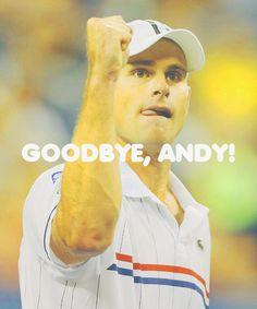 Andy Roddick @JugamosTenis