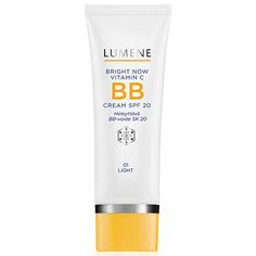 """""""Buy products that multitask, for example, tinted foundations that contain sunscreen and antioxidants,"""" Fusco says. While you should still stick with your anti-aging bedtime routine, you can easily combine your day cream, SPF, and foundation in one step. Our pick: Lumene Vitamin C+ Illuminating Anti-Aging BB Cream SPF 20 ($15; cvs.com)./"""