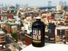 Grady's Cold Brew is a New Orleans–style coffee concentrate that's brewed and bottled by hand in ...