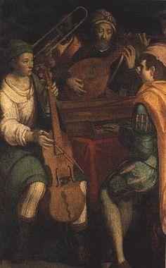 Amore e simpatia: alla scoperta della Viola d'Amore: Viola bastarda - Anonymous Italian, XVII Century