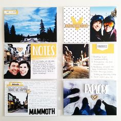 An Adventure Pocket Page with Guest Sarah Zayas | Elle's Studio Blog